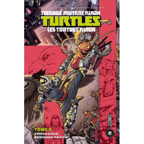 TMNT Tortues Ninja - Tome 9 (VF)