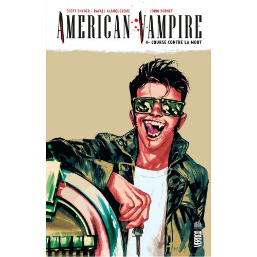American Vampire tome 4 (VF) occasion