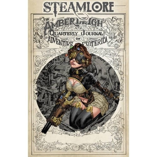 Steam Lore : A Curious Publication (VO)