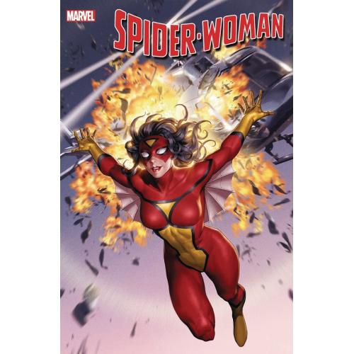 SPIDER-WOMAN 1 (VO)