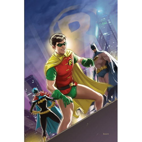 ROBIN 80TH ANNIVERSARY 100-PAGE SUPER SPECTACULAR 1 1970s variant KAARE ANDREWS (VO)