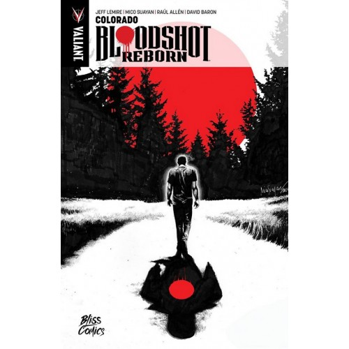 Bloodshot Reborn tome 1 (VF) 2nd tirage
