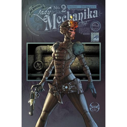 Lady Mechanika 2 San Diego Comic Con Exclusive (VO)