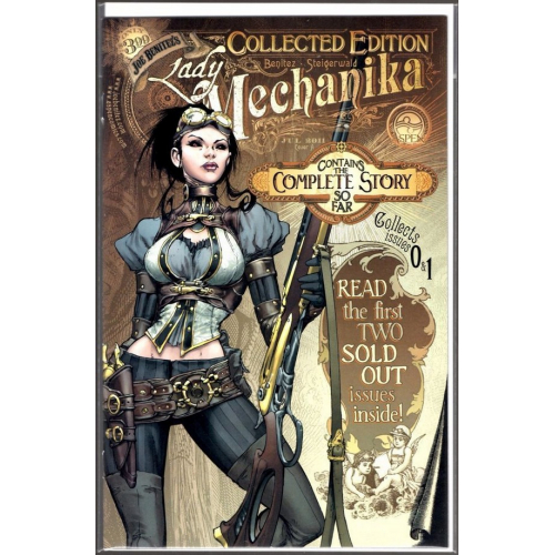 LADY MECHANIKA 0 & 1 COLLECTED ED (VO)
