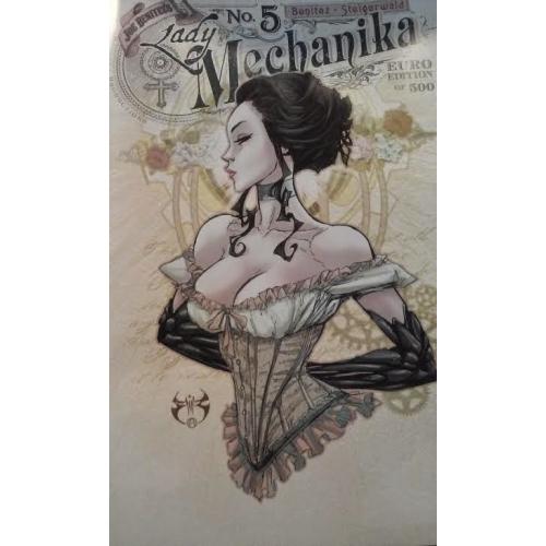 Lady Mechanika 5 Euro Edition (VO)