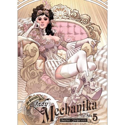 Lady Mechanika 5 Cvr B (VO)