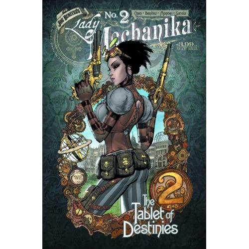 LADY MECHANIKA TABLET OF DESTINIES 2 (OF 6) (VO)