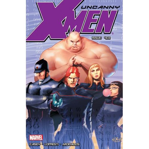 UNCANNY X-MEN 403 (VO)