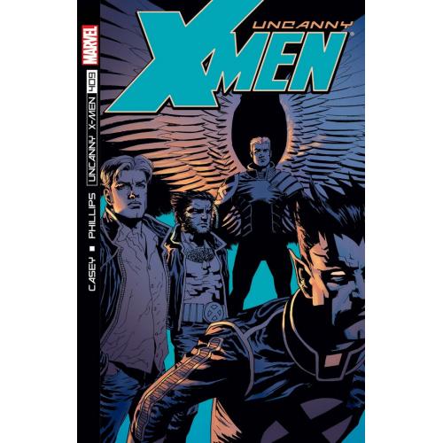UNCANNY X-MEN 409 (VO)