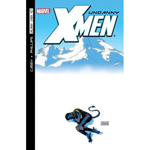 UNCANNY X-MEN 407 (VO)