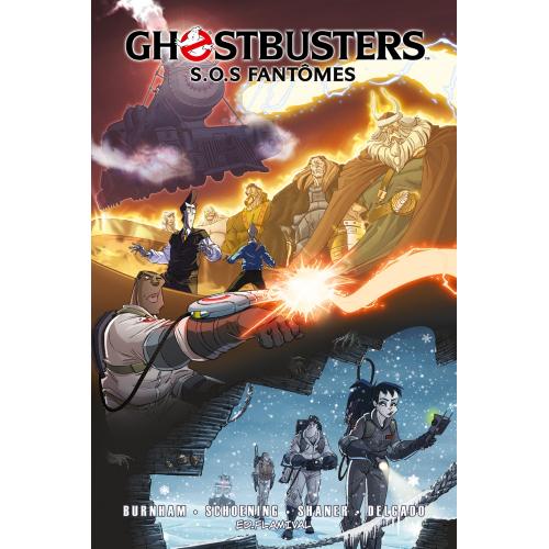 Ghostbusters - Les Nouveaux S.O.S Fantômes Tome 2 (VF)