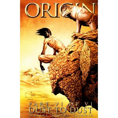 Wolverine Origin 6 (VO)