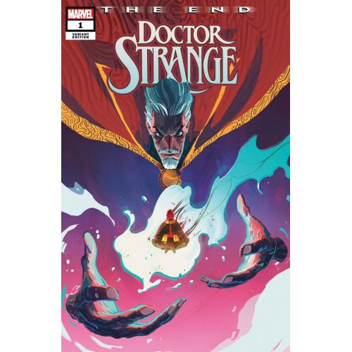 DOCTOR STRANGE THE END 1 ANDRADE VAR (VO)