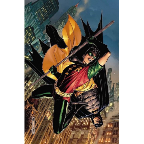 ROBIN 80TH ANNIVERSARY 100-PAGE SUPER SPECTACULAR 1 1990s variant JIM CHEUNG (VO)