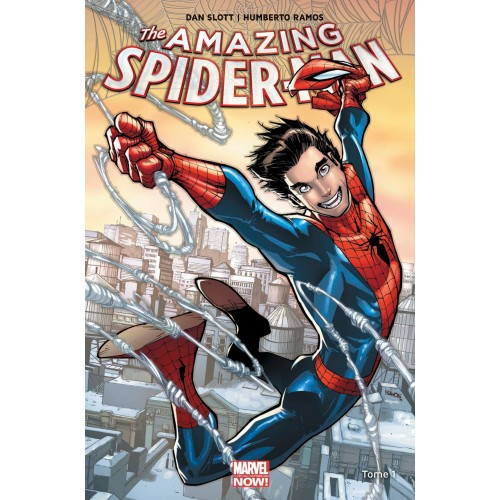 AMAZING SPIDER-MAN MARVEL NOW T01 (VF) Signé par Edgar Delgado