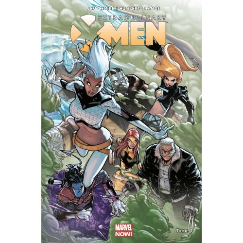Extraordinary X-Men tome 1 (VF) Signé par Edgar Delgado