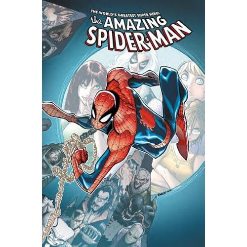 Superior Spider-Man Tome 0 (VF) Signé par Edgar Delgado