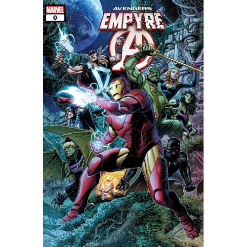 EMPYRE 0 : AVENGERS (VO) One-Shot