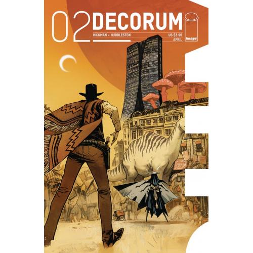 DECORUM 1 (VO) Jonathan Hickman