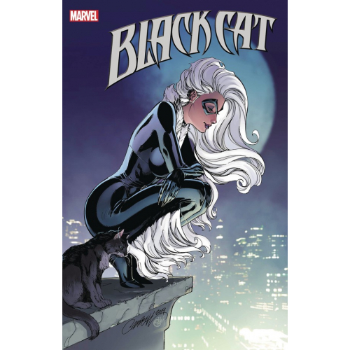 BLACK CAT 11 (VO) J. Scott Campbell Cover