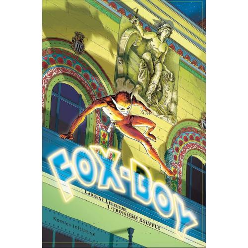Fox-Boy (VF) Signé par Laurent Lefeuvre