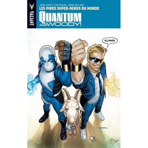 Quantum & Woody tome 1 (VF)