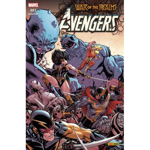 Abonnement 6 mois Avengers (VF)