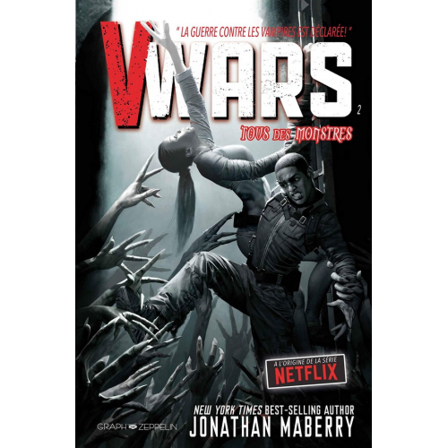 V-Wars Tome 2 : Tous des monstres (VF)
