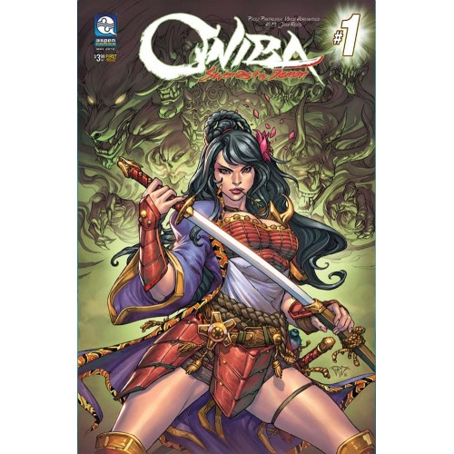 Oniba : Sword of the demon 1 (VO)