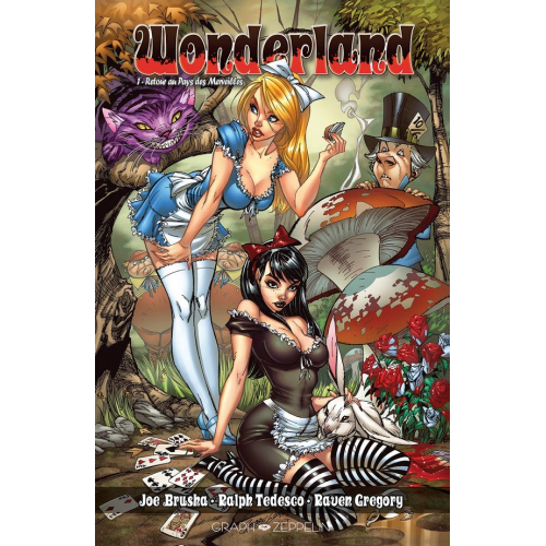Wonderland tome 1(VF)