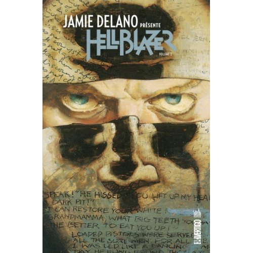 Jamie Delano présente Hellblazer Tome 2 (VF)