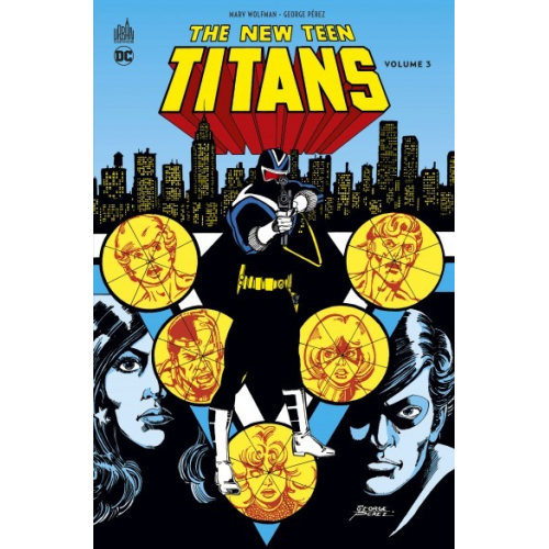 New Teen Titans Tome 3 (VF)