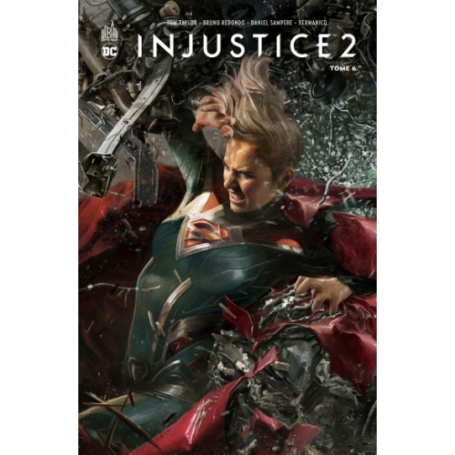 Injustice 2 Tome 6 (VF)