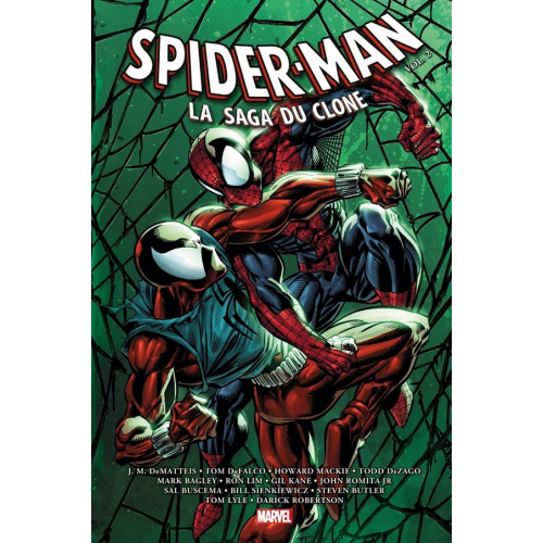 SPIDER-MAN : LA SAGA DU CLONE vol.2 OMNIBUS (VF)