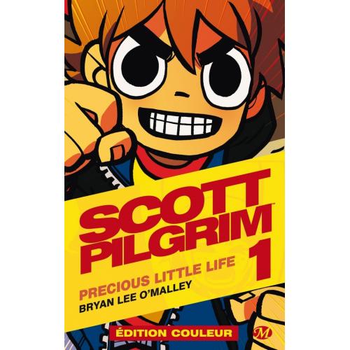 Scott Pilgrim Perfect Edition Tome 1 (VF) occasion