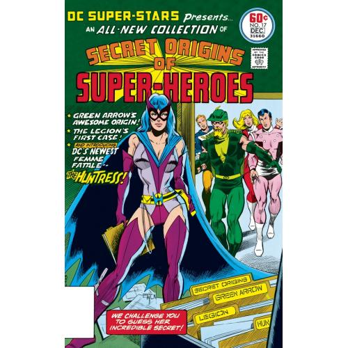 DC SUPER STARS 17 FACSIMILE EDITION (VO)