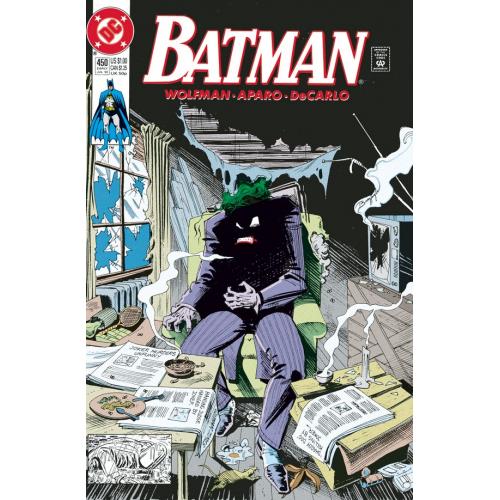 DOLLAR COMICS BATMAN 450 (VO)