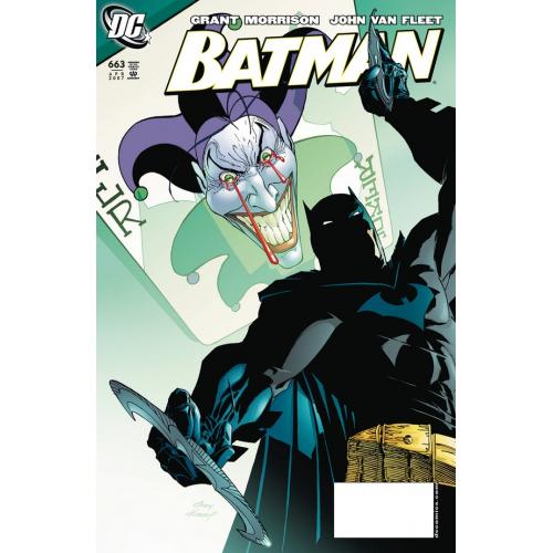 DOLLAR COMICS BATMAN 663 (VO)