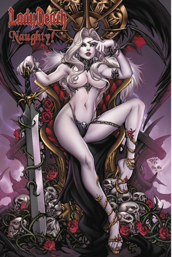 Lady Death : Chaos Rules 1