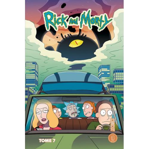 Rick & Morty - Tome 7 (VF)