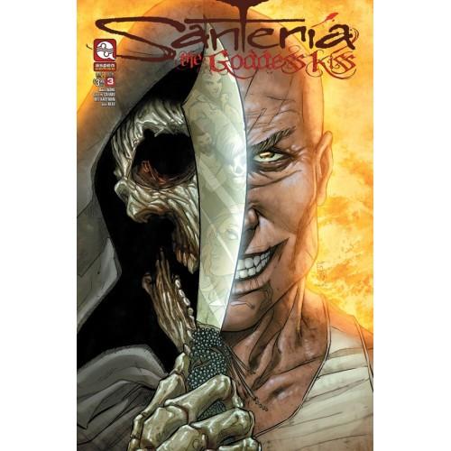 Santeria : The Goddess Kiss 3 (Cover A)