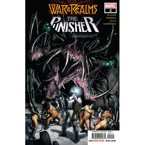 WAR OF REALMS PUNISHER 2 (OF 3) (VO)