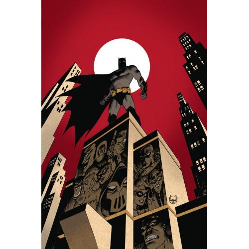 BATMAN THE ADVENTURES CONTINUE 1 (OF 6) (VO)