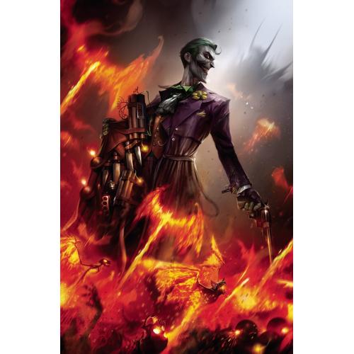 BATMAN 95 CARD STOCK F MATTINA VAR ED (VO)