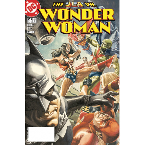 DOLLAR COMICS WONDER WOMAN 212 (VO)