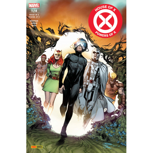 HOUSE OF X / POWERS OF X 1 (VF)