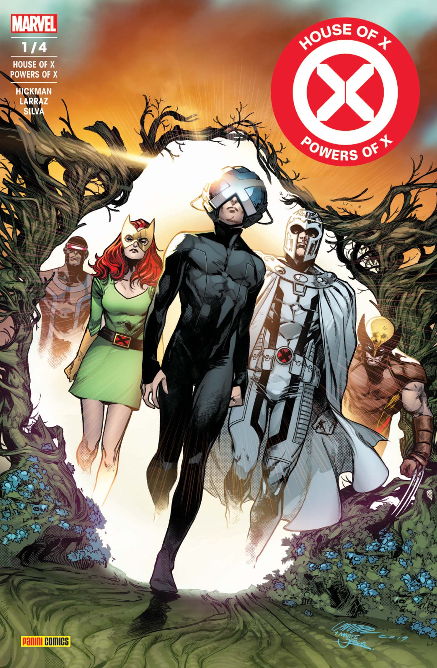 HOUSE OF X 1 (VF)