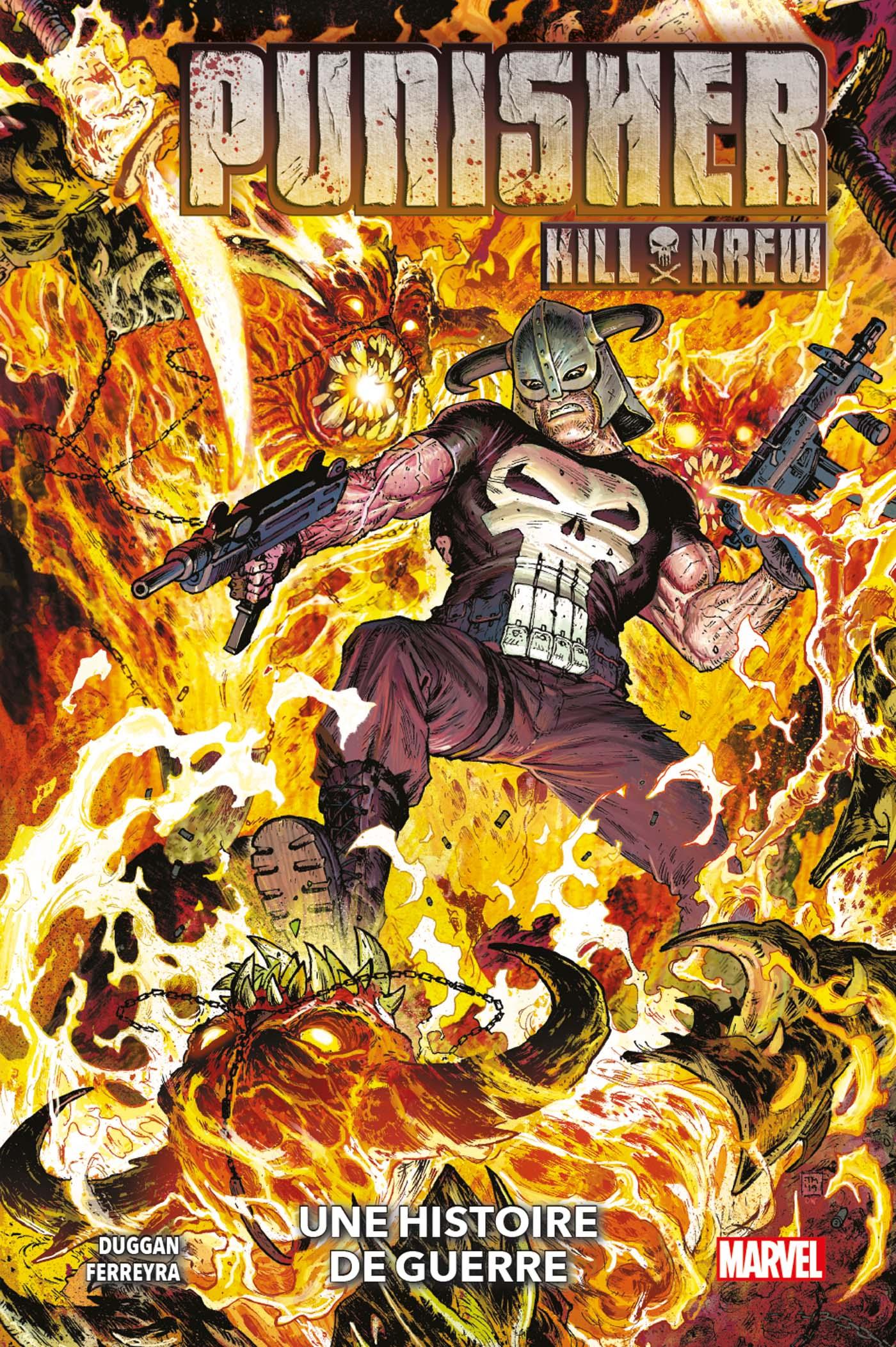 PUNISHER KILL KREW (VF)