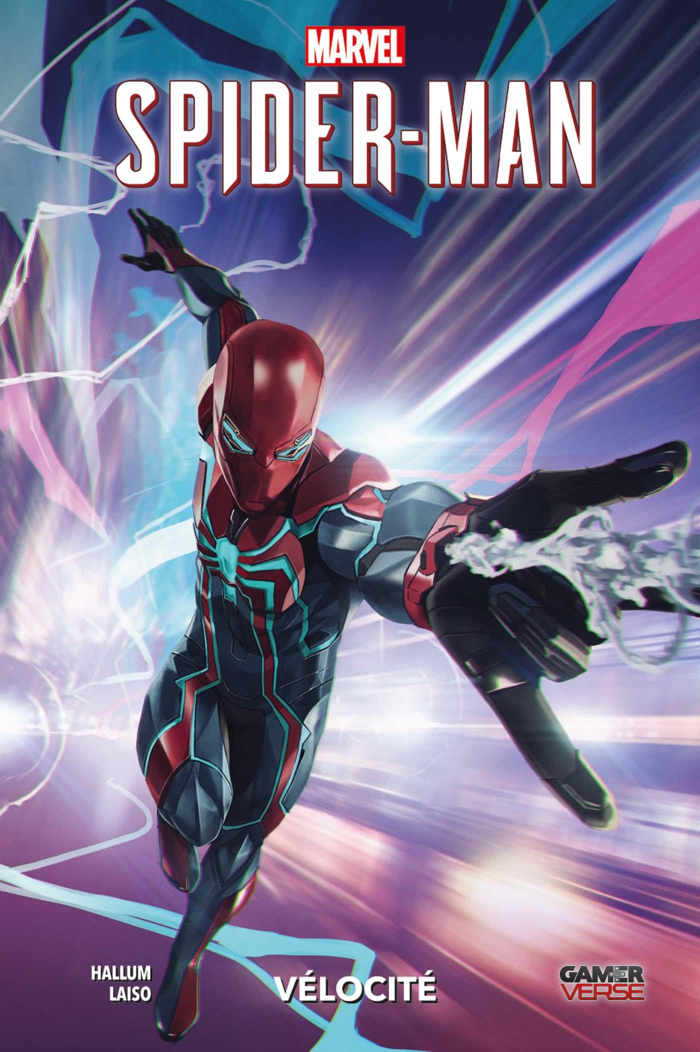 SPIDER-MAN : VELOCITY (VF)