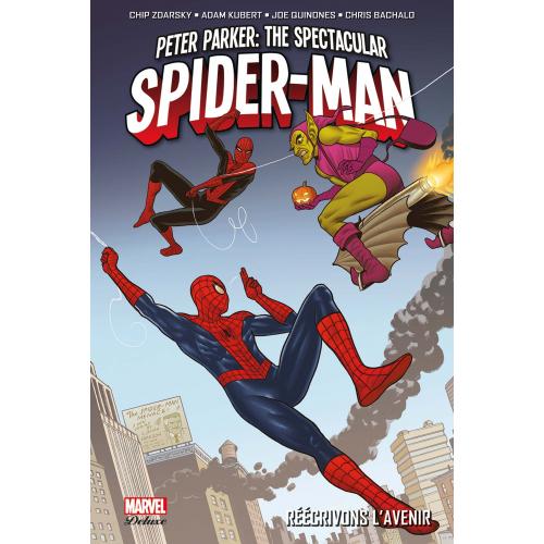 SPECTACULAR SPIDER-MAN TOME 2 (VF)